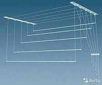 Сушка потолочная 5-ти стержневая Filplast 1.8 м