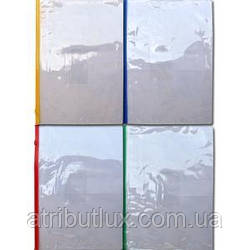 Папка-конверт А4 прозрачная