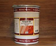 Масло паркетное, Olio Parquet, 30% глянец, прозрачное, 5 litre, Borma Wachs