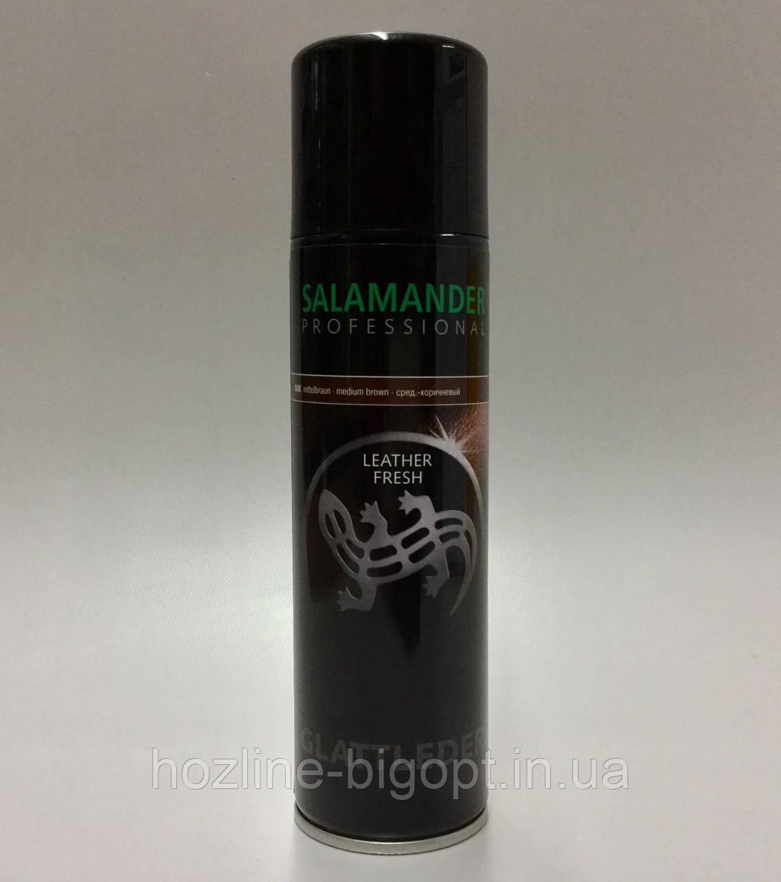 SALAMANDER-PROF Аерозоль для шкіри 250 мл СВІТЛО-КОРИЧНЕВИЙ 8286/008 johnson