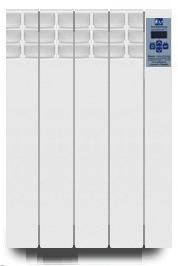 Електричний радіатор «ОптиМакс» Standard / 4 секції / 480 Вт