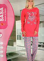 ONUR пижама женская на байке туника +штаны № 990