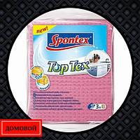 Салфетка из целлюлозы Spontex Top Tex 3 шт (50708354)