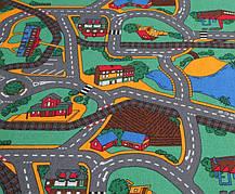 Детский ковер городок Плейтайм, фото 2