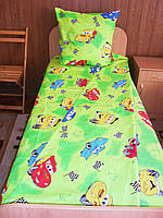 Комплект постельного белья для новорожденного Мишки