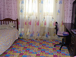 Детский коврик Батерфляй