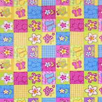 Ковер в цветочек в детскую Батерфляй, фото 3