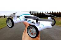 Радиоуправляемый Квадролет-Машина Syma X9 с гироскопом,вращение на  360°