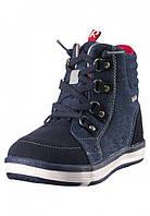 Ботинки демисезонные Reimatec WETTER JEANS 569321 - 6980. Размеры 28 - 38., фото 1