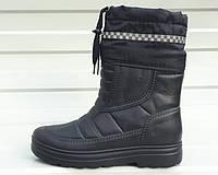 Мужские сапоги с утеплителем ПЕНА (ЭВА) черные 035133899c2b2