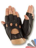Автомобильные перчатки из оленьей кожи модель 245 ол