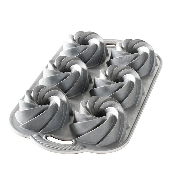 Форма для выпечки Nordic ware Heritage 37.5х22.5х4.5 см для кексов (88037)