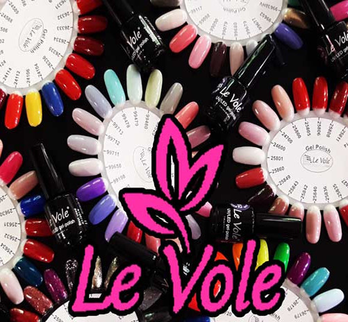 Гель - лаки Le Vole