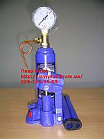 Пресс гидравлический с манометром  (Устройство для прочистки капиллярки)