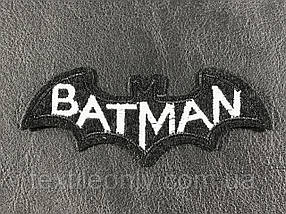 Нашивка Напис Batman 86x35 мм