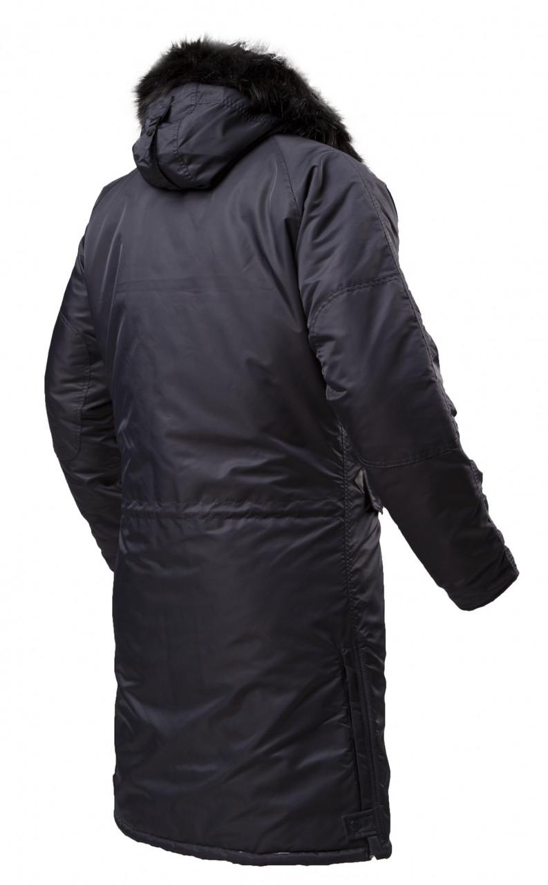 5b0503a93 Зимняя мужская куртка N-7B Shuttle Parka AIRBOSS