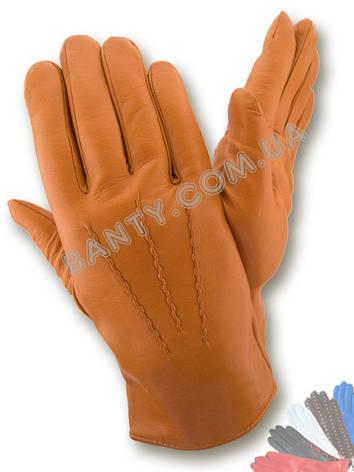 Перчатки мужские на подкладке модель 167, фото 2