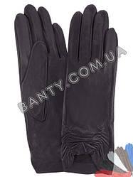 Женские перчатки без подкладки модель 004