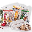 Різдвяний Stollen Goldora з марципаном, 1 кг (Німеччина), фото 3
