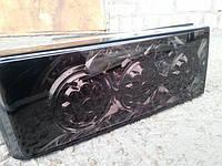 Диодные задние стопы на ВАЗ 2109 Терминатор №2 супер черные.