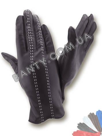 Женские перчатки без подкладки модель 012, фото 2