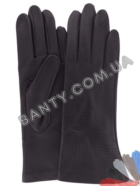 Женские перчатки без подкладки модель 054