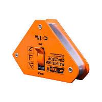 Магнитный угольник для сварки Дніпро-М МКВ-1013 (с включением)