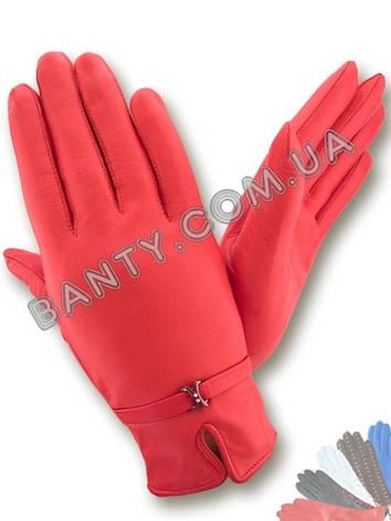 Женские перчатки без подкладки модель 057, фото 2