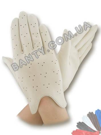 Женские перчатки без подкладки модель 060, фото 2