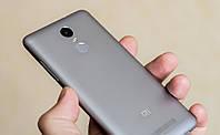 Задняя крышка для Xiaomi Redmi Note 3 (Grey) Original
