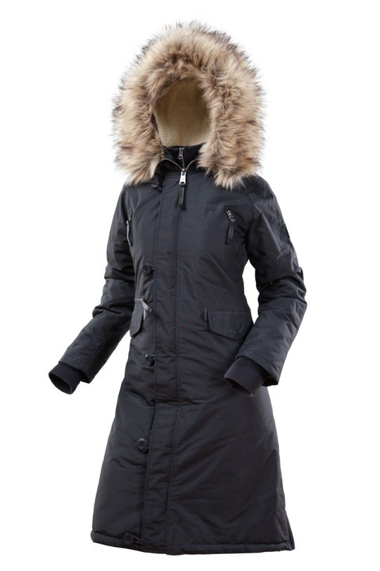 c0e3c2dd Зимняя женская куртка аляска парка Airboss N-7B Eileen - OOO