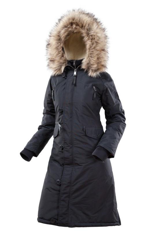 Зимняя женская куртка аляска парка Airboss N-7B Eileen