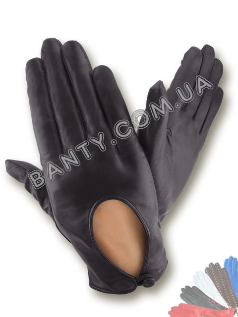 Женские перчатки без подкладки модель 200 Exclusive