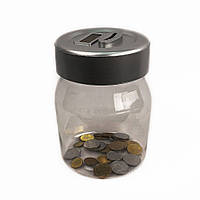 Копилка со счетчиком монет MONEY JAR