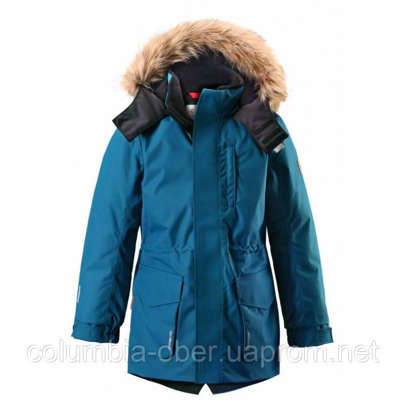 Зимняя куртка парка для подростков Reimatec Naapuri 531299-7900. Размеры 152- 164.