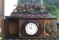 Дерев'янние Часы