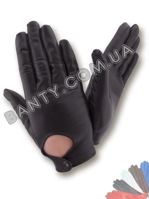 Женские перчатки без подкладки модель 250