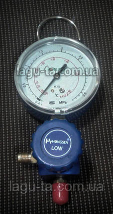 Манометр для заправки кондиционеров на R410a, фото 2