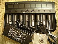 GYRFALCON All - 88 зарядное устройство на 8 каналов, для аккумуляторов Li-ion Ni-MH NiCd LiFePO4