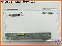 "Экран, дисплей 10.1"" Innolux BT101IW01 V.0 (1024*600, 40pin слева, LED Normal, Матовая)"