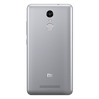 Задняя крышка для Xiaomi Redmi Note 3 Pro SE (Grey) Original