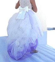 Фатиновая юбка многослойная, фото 3