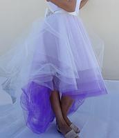 Фатиновая юбка многослойная, фото 4