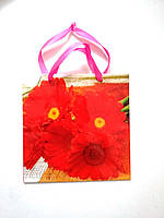 Пакеты подарочные 16 см. х 16 см. , фото 1