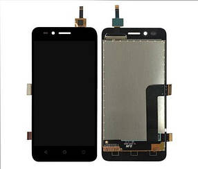Дисплей (экран) для Huawei Y3 II 2016 LUA-L21 версия 4G з сенсором (тачскріном) черный