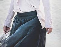 Фатиновая юбка 2 цвета, фото 4