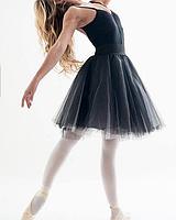 Фатиновая юбка 2 цвета, фото 5