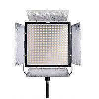 LED осветитель Yongnuo YN860 3200-5500K (постоянный свет) с сетевым адаптером
