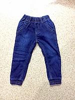 Джинсовые брюки утепленные на мальчиков оптом, Goloxy, 104 рр