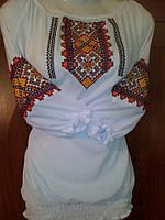 Вышиванка женская платье под заказ